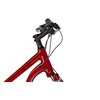 Cube Cross Hybrid Pro 500 El-Hybrid Trapez rød